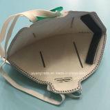 Máscara disponible plegable polvo con el carbón del Active N95