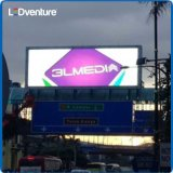 Full Color Big LED Billboard Outdoor, Waterproof, High Brightness Publicité