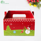 Бумажная коробка подарка для стеклянной чашки чая (KG-PX031)
