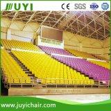 Los asientos montados en el suelo telescópicas retráctil de estar Gimnasio del blanqueador sistema del asiento Jy-769