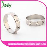Los últimos diseños del anillo de dedo del acero inoxidable para las mujeres