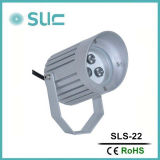 alto indicatore luminoso LED del riflettore 9W per IP65 esterno (SLS-22)
