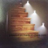 正方形LEDの壁ライト120程度DC12Vか350mA