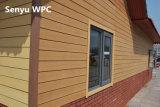 Revestimento ao ar livre colorido da parede de WPC