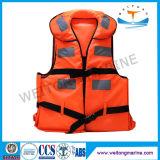 Выживания Lifejacket Solas спасательный жилет пены Lifevest морского работая