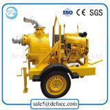 Bomba de água centrífuga do motor Diesel da irrigação da exploração agrícola Jt-4