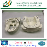 CNC Machining Medical Equipment Prototype de couverture en plastique