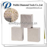 차단된 톱을%s 단단한 화강암 다이아몬드 세그먼트 용접 원형 디스크