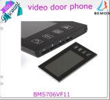 Doorbell video elegante de 4 fios para a segurança da casa