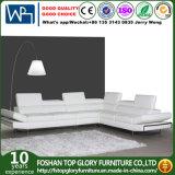Sofà moderno del cuoio di stile dei nuovi prodotti, sofà di cuoio poco costoso (TG-8095)