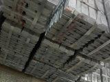 Lingot en aluminium 99.9% de l'usine A7 de qualité