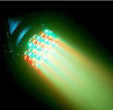 luz de la IGUALDAD de 54X3w RGBW Waterproff para el lavado de la demostración del acontecimiento