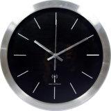 Часы стены черноты оптовой продажи фабрики Китая для выдвиженческого подарка