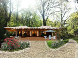 منزل خيمة خارجيّة [كمب تنت] حزب [بغدا] [كست يرون] حديقة [غزبو]