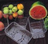 機械を形作るプラスチックフルーツの容器