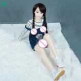 Doll van het Geslacht van het Silicone van de Borst van 128cm Vlak voor Doll van de Liefde van Mensen