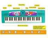 De Elektronische Piano van de Piano van het Jonge geitje van de Piano van het huis