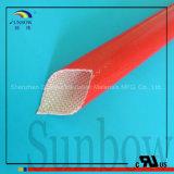 SGS, UL 의 배선 절연제를 위해 소매를 다는 ISO 기준 폴리우레탄 섬유유리
