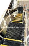 Reja de la escalera Treads/FRP de FRP
