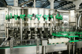 Hete Verkopende het Vullen van de Drank Verzegelende Machine met PLC Controle