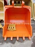 Assy da cubeta da máquina escavadora de Hitachi Ex120 Ex200 Ex300 Q345b