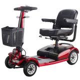 Le poids léger pour l'adulte actionnent le scooter portatif électrique de mobilité coup-de-pied pliable de pliage de petit mini