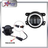 """Nebel-Licht 4 Zoll-LED für Harley Motorrad, """" Licht des Nebel-4 für Honda-Autos"""