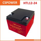 Suministro de China 12V24Ah larga vida de batería Gel - Power Tools, UPS