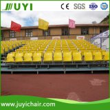 Gradas Jy-716 de plástico Bleacher Grandtand asientos plegables con precio de EXW