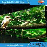 Tevê Rental interna do diodo emissor de luz da tela da cor P6 cheia de boa qualidade