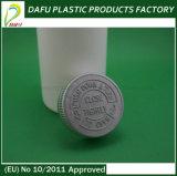 Protezione superiore di vibrazione per la bottiglia della plastica dell'animale domestico
