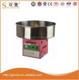 Macchina della caramella di cotone della macchina del filo di seta della caramella del gas per uso commerciale