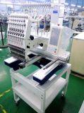 단 하나 맨 위 모자 또는 t-셔츠 편평한 사용 자동 전산화된 자수 기계 Wy1501CS