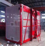 Tdtのセリウムの公認2000kg構築のエレベーター(SC100/100)