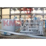 Elektromagnetisches Stiring Gerät für das Verbessern der Stahlqualität im Stahltausendstel