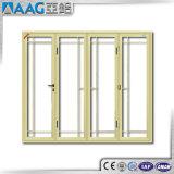 Schuifdeur van het Glas van het aluminium de Buiten Lage E