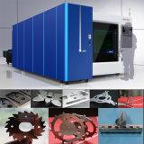 máquina do laser da indústria da estaca da precisão do metal da fibra 3000W
