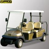 Автомобиль гольфа популярного Ce 4 Seater Approved электрический для сбывания