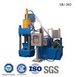 Prensas de enladrillar automáticas hidráulicas de la limalla del metal de Briquetters que reciclan la máquina-- (SBJ-360)