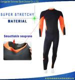 人3mmのネオプレンの極度の伸張の適性の防水水泳のウェットスーツ