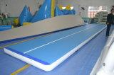 Couvre-tapis gonflable de piste d'air de gymnastique