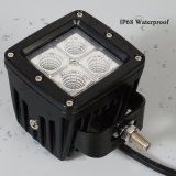 20W LED 트럭 기관자전차를 위한 자동 램프 크리 사람 LED 일 표시등 막대