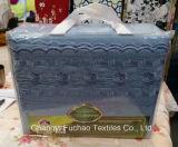 卸し売り工場多キルトにするファブリック現代ベッドカバー3Dの寝具の一定のベッド・カバーシート