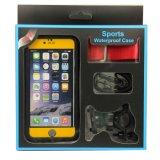 para el caso impermeable del deporte de la barajadura del iPhone de Apple para el iPhone 6/6plus