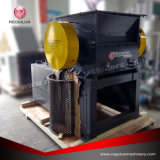 ペレタイジングを施すラインをリサイクルするプラスチックの粉砕機機械
