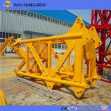 Qtk20モデル2tonはタワークレーン建設の絶食する
