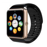 Linfe SIM 카드 구멍 메시지 Bluetooth 연결성 인조 인간 전화를 가진 지능적인 시계 Gt08 시계