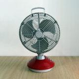 Вентилятор 12 дюймов автоматический перезаряжаемые солнечный