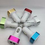고품질 이중 USB 차 충전기