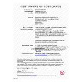 Osram approvato UL mette a nudo l'indicatore luminoso di striscia 5630LED